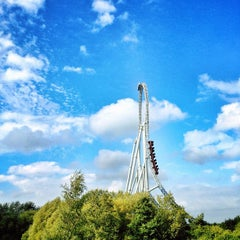 Photo taken at Thorpe Park by Panda P. on 9/6/2013
