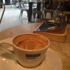 Photo taken at CoffeeBar by Beth M. on 2/3/2013