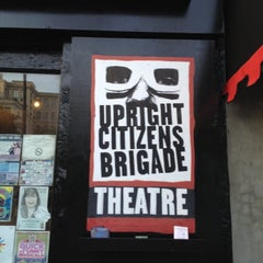Photo taken at Upright Citizens Brigade Theatre by Merkin M. on 4/24/2013
