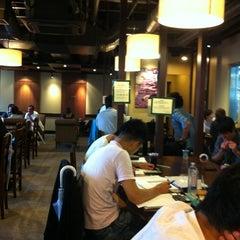 Photo taken at Starbucks Coffee アトレ秋葉原1店 by Richard N. on 9/23/2012