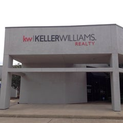 Photo taken at Keller Williams Realty by TexInspec Home and Termite Inspections on 9/15/2014