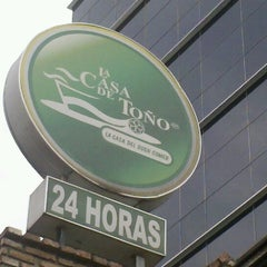 Photo taken at La Casa de Toño by Pau V. on 10/30/2012