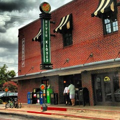 Photo taken at Katz's Deli & Bar by sherrY g. on 7/28/2013