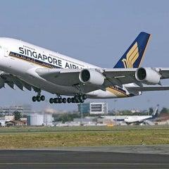 Photo taken at Singapore Changi Airport (SIN) by Manan S. on 7/27/2013