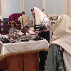 Photo taken at Congregation B'nai Avraham by Ed W. on 9/15/2013