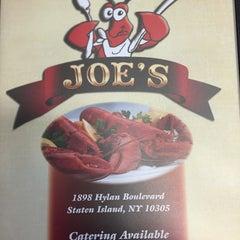 Photo taken at Lobster House Joe's by Vinny R. on 9/19/2015