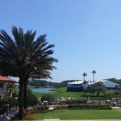 Photo taken at TPC Sawgrass by Christie H. on 4/24/2013