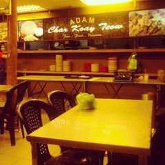 Photo taken at Adam Char Koey Teow by Hafiz S. on 2/10/2013