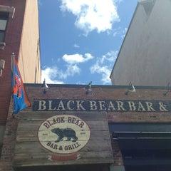 Photo taken at Black Bear Bar & Grill by DJ TREATS on 3/23/2013
