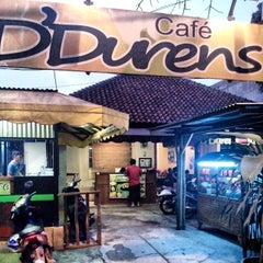 Photo taken at Cafe D'Durens by Dian J. on 1/3/2014