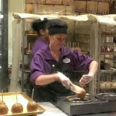 Photo taken at Disney's Candy Cauldron by Tom S. on 7/28/2013