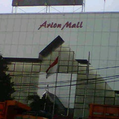 Photo taken at Arion Mall by Andre B. on 11/20/2012