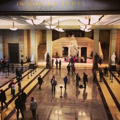 Photo taken at United States Capitol Visitors Center by ✨Vasilina W. on 12/27/2012