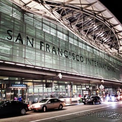Photo taken at San Francisco International Airport (SFO) by Doug M. on 11/3/2013