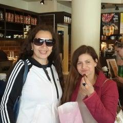 Photo taken at Starbucks by Lourdes G. on 5/2/2014