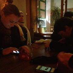 Photo taken at Prezidentka Pub by Maria L. on 11/19/2012