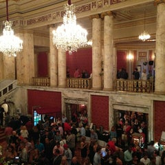 Photo taken at Palace Theatre by E. B. on 7/1/2013