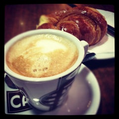 Photo taken at Café Mare Nostrum by Kristina M. on 11/10/2012