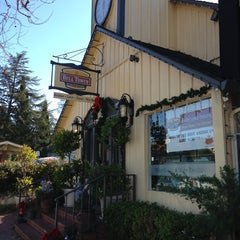 Photo taken at Bell Tower Bistro & Patisserie by Don A. on 12/19/2012