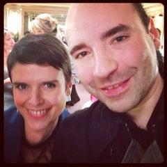 Photo taken at Bar du Lutetia by Sacha Q. on 3/11/2014