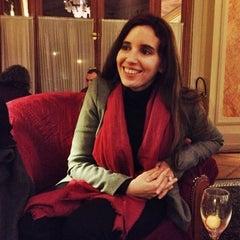 Photo taken at Bar du Lutetia by Sacha Q. on 12/9/2013
