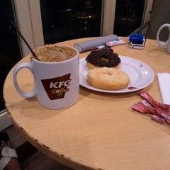 Photo taken at KFC / KFC Coffee by Andrew C. on 4/24/2015