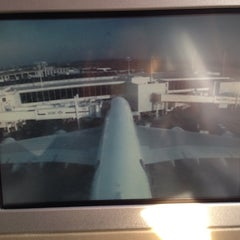 Photo taken at Air France - Flight AF 7 by Barbara S. on 6/17/2014