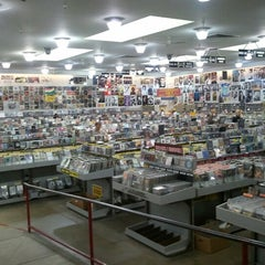 Photo taken at Amoeba San Francisco by Liang X. on 5/17/2013