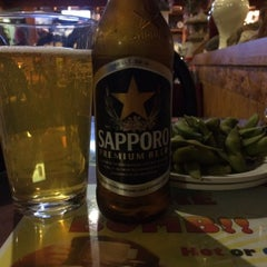 Photo taken at Shogun Japanese Resturant & Sushi Bar by Laura Beth A. on 10/4/2015