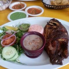 Photo taken at Tacos Cinco de Mayo Restaurant by Daniella R . on 3/20/2014