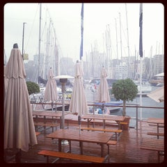 Photo taken at CYC - Cruising Yacht Club of Australia by Chris B. on 6/22/2013