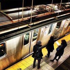 Photo taken at MTA Subway - 14th St/Union Square (L/N/Q/R/4/5/6) by Paul T. on 3/14/2013