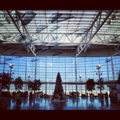 Photo taken at Indianapolis International Airport (IND) by Aaron A. on 11/17/2012