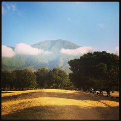 Photo taken at Parque Generalísimo Francisco de Miranda by Felicidad M. on 2/18/2013