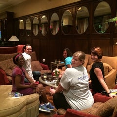 Photo taken at The Franklin Hotel by Jennifer B. on 7/15/2014
