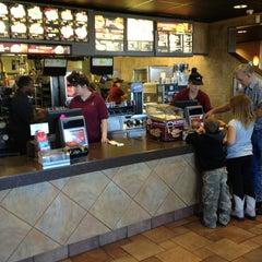 Photo taken at McDonald's by Scott F. on 1/25/2014