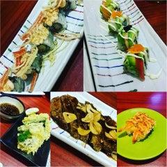 Photo taken at Sushi Tei by Sza Sza M. on 11/28/2015
