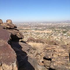 Photo taken at Mormon Trailhead by Eric D. on 11/28/2012