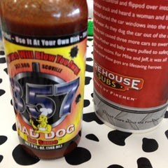 Photo taken at Firehouse Subs by Alex G. on 10/28/2012