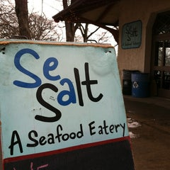 Photo taken at Sea Salt Eatery by Joe S. on 4/21/2013
