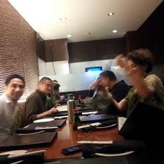 Photo taken at Chin Chin by Michael B. on 11/6/2012