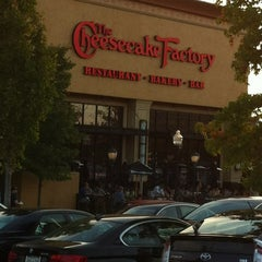 Photo taken at The Cheesecake Factory by Abdulla S. on 9/29/2012