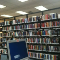 Photo taken at Orange County Library - Herndon Branch by Kim D. on 11/1/2012