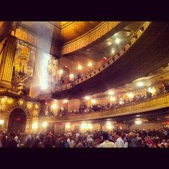 Photo taken at Beacon Theatre by Thomas S. on 10/6/2012