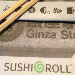 Photo taken at Sushi Roll by Anibal T. on 7/14/2013