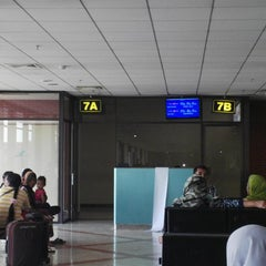 Photo taken at Gate 7 by Arief E. on 11/14/2014