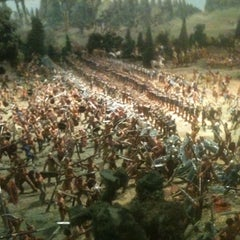 Photo taken at Legermuseum by Sandra B. on 12/21/2012