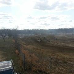 Photo taken at Old Bridge Township Raceway Park by Paddy M. on 3/30/2013