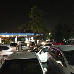 Photo taken at ปตท. (PTT Life Station) by Sagun K. on 12/18/2012