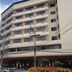 Photo taken at Thai Hotel Krabi by Sagun K. on 11/4/2012